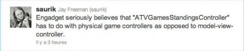 saurik1 500x106 News   Des jeux pour lApple TV 2G ?