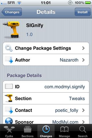 signify Cydia   SIGnify : Des signatures complexes pour vos mails [CRACK DISPO]
