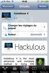 115 Cydia : Installous 4.4 disponible !