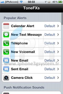 117 Cydia   ToneFXs 2.0 (Pro) : Modifiez facilement tous les sons de votre iPhone [CRACK]