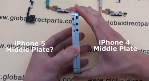120 Rumeur – iPhone 5 disponible à partir du troisième trimestre 2011 ?