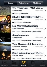 128 160x229 AppStore   Vimeo : Enfin disponible pour iPhone et iPod Touch