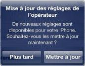13 News   Bouygues Telecom active la fonction modem sur iPhone [GRATUIT]