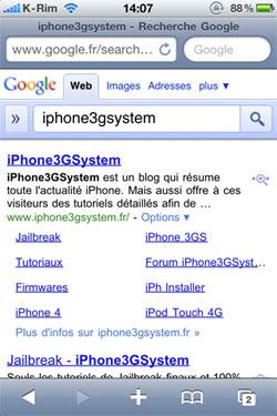16 News   Google introduit Instant Previews sur Google Mobile