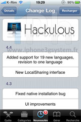 216 Cydia : Installous 4.4 disponible !