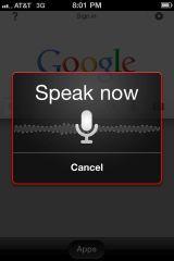 33 AppStore   Google Mobile App  : Une mise à jour importante