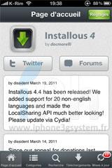 35 Cydia : Installous 4.4 disponible !