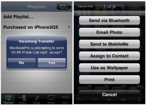 4celese preview News   Celeste permettra la synchronisation des médias vers iTunes