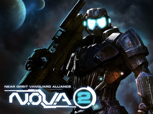 NOVA2 Jeux   N.O.V.A. 3 sera le premier jeu Gameloft sous Unreal Engine 3