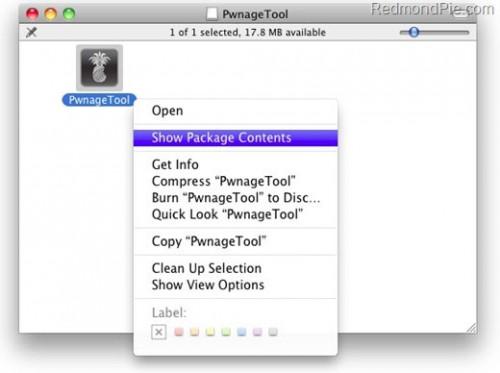 iOS4Jailbreak1 500x373 Tutoriel   Jailbreak 4.3.2 iPhone 4 Semi Untethered avec PwnageTool [MAC]