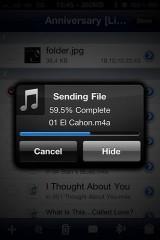 ifileetceleste2 160x240 iPhRepo   Mise à jour de iFile en version 1.5.0 4 1
