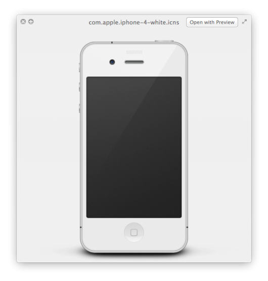 iphone4 News   Nouvelle confirmation de liPhone blanc