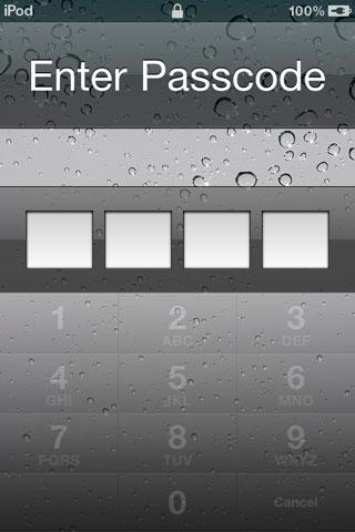 keypad Cydia   KeyPadTransparency : Une petite protection en plus pour votre appareil