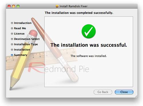 ramdisk5 Tutoriel   PwnageTool 4.2 : Jailbreak iOS 4.3 GM pour iPhone 4 [MAC]