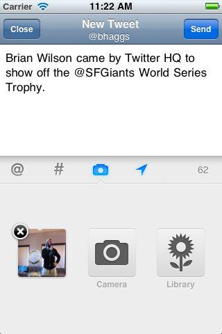 twitter1 App Store   Twitter mis à jour en 3.3.3