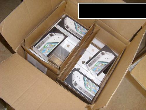 0927826 News   Des iPhone 4 blancs déjà en ventes en Belgique