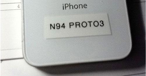 114 News   Un iPhone 4 Blanc T Mobile avec puce A5 ...