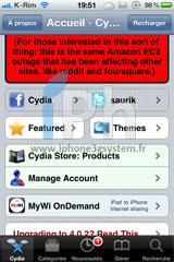 311 Cydia News   Amazon : Leur serveurs sont toujours bloqués et Cydia avec ...