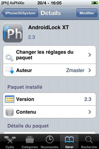 IMG 0091 iPhRepo   Mise à jour de AndroidLock XT en version 2.3