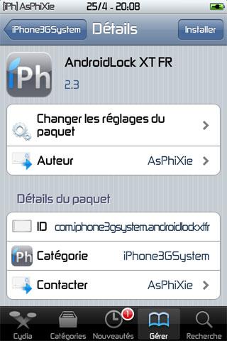IMG 0111 iPhRepo   Mise à jour de AndroidLock XT FR en version 2.3