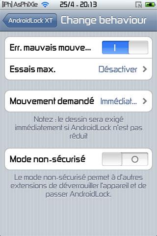 IMG 0114 iPhRepo   Mise à jour de AndroidLock XT FR en version 2.3