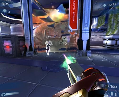 NOVA Elite Facebook screen 01 530x432 News   Gameloft a dévoilé le trailer de N.O.V.A Elite [MAJ]