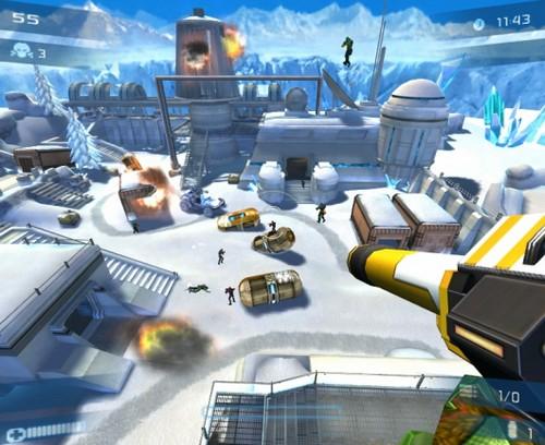 NOVA Elite Facebook screen 03 530x432 News   Gameloft a dévoilé le trailer de N.O.V.A Elite [MAJ]