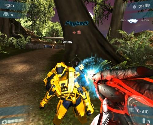 NOVA Elite Facebook screen 05 530x432 News   Gameloft a dévoilé le trailer de N.O.V.A Elite [MAJ]