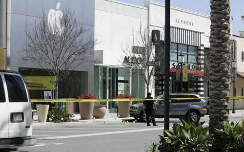 applestore News   Apple Store : Un vol à main armée qui tourne très mal !