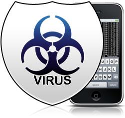 iPhone virus3 News   Un nouveau virus menace liPhone Jailbreak ou pas !