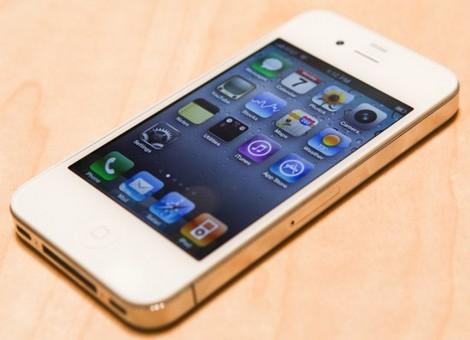 iphone 4s blanc Rumeurs   LiPhone 4 blanc sera disponible pour fin Avril