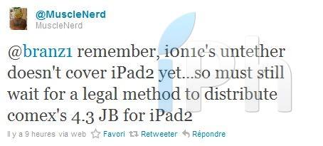 iphone3gsystem.fr Jailbreak Untethered1 Jailbreak News   Jailbreak iOS 4.3.1 untethered imminent ?