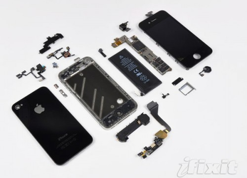 iphone4proto 500x360 News   Apple aurait envoyé des iPhones équipés de processeurs A5 aux développeurs