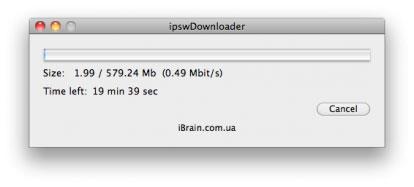 ipswdownload News   ipswDownloader : Télécharger des firmwares en toute simplicité !