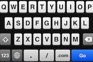 keyboard1 [CYDIA] Liste des tweaks compatibles iOS 5.1.1