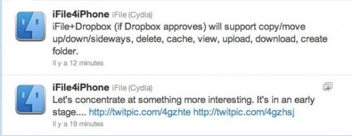 newsigile 500x193 Cydia   iFile : Bientôt le support de DropBox