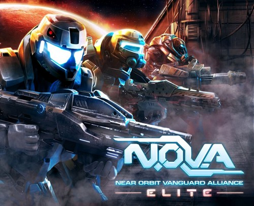 nova elite News   Gameloft a dévoilé le trailer de N.O.V.A Elite [MAJ]