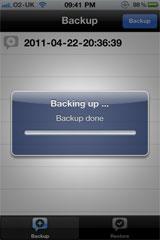 xbackup4 [CYDIA] Liste des tweaks compatibles iOS 5.1.1