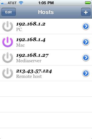 113 AppStore   iShutdown éteint votre PC ou Mac à distance
