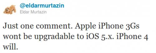 2011 05 24 19 33 16 500x170 Rumeurs   LiPhone 3GS ne bénéficiera pas de liOS 5