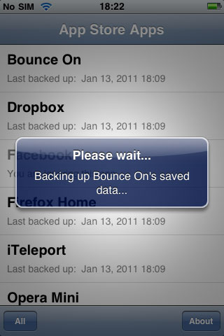 4 Cydia   AppBackup : Sauvegarder et restaurer des applications depuis votre iPhone
