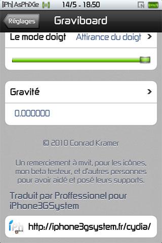 IMG 0229 iPhRepo – Ajouts de iGotYa FR 1.0.22 et Graviboard FR 1.05 1