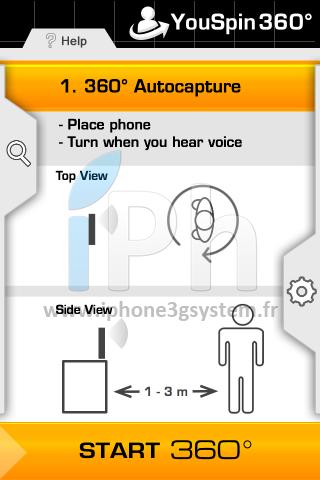 IMG 0276 AppStore   YouSpin360° : Prendre des photos à 360 degrés [FREE]