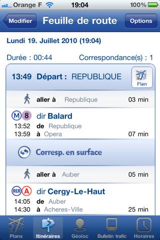 RATP1 Promo: AppStore Free   RATP Premium gratuit aujourdhui seulement