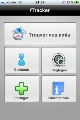 Screen1 iPhConcours   fTracker : 10 licences à gagner [MAJ]
