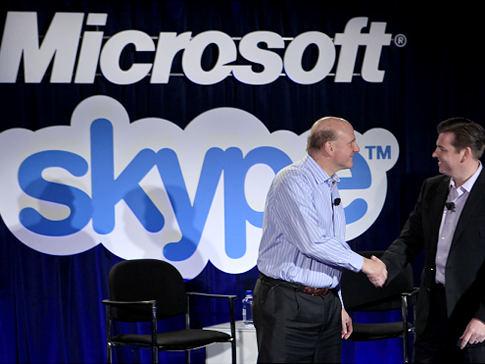 alg microsoft skype News   Microsoft continuera de développer Skype sous Mac et iOS