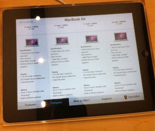 applstore21 News   Vers une mise à jour de lapplication Apple Store ?