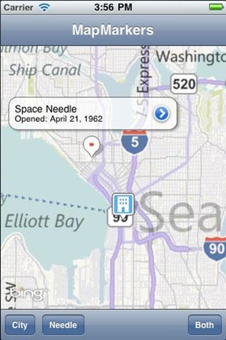 bingiosmap News   Microsoft publie le Bing Maps SDK pour iOS