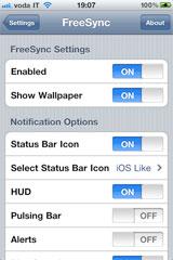 freesync3 Cydia   FreeSync passe en version 2.5 2 [MAJ : Dispo sur la repo]