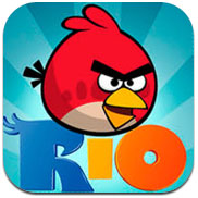 icon angry birds rio Jeux   Angry Birds Rio : Mis à jour (Chapitre Beach Volley)